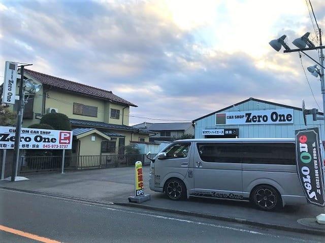 カーショップゼロワン 【CAR SHOP Zero One】