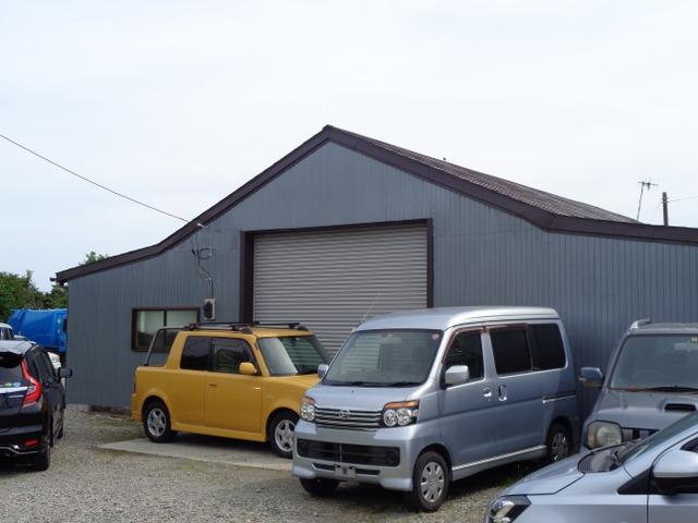 ピースガレージ